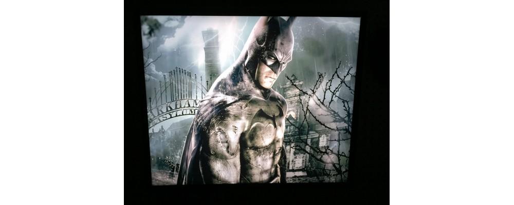 Batman Arkham Asylum - Video Game Print - Lightbox