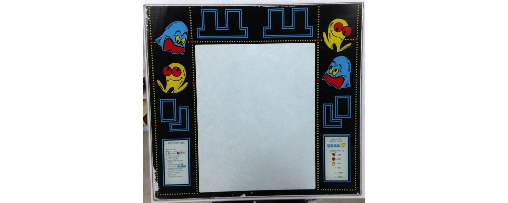 Pac-Man - Original Arcade Bezel - Midway