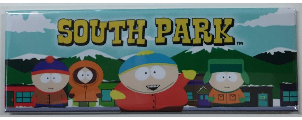 South Park - Pop Culture - Magnet