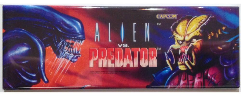 Alien vs. Predator - Marquee - Magnet - Capcom
