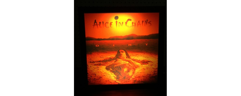 Alice In Chains Dirt - Album Cover Print - Lightbox
