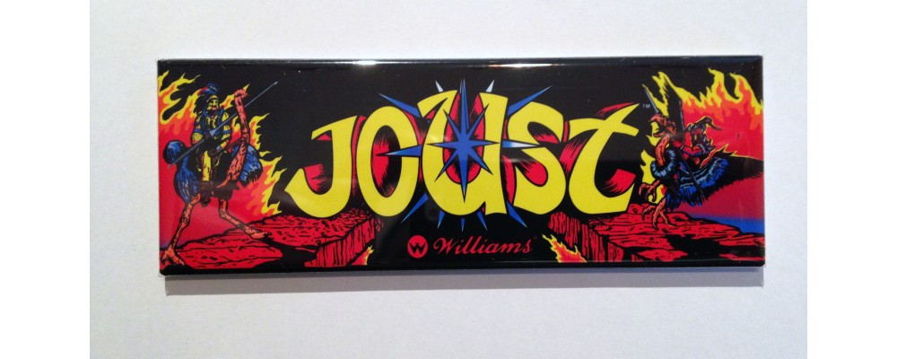 Joust - Marquee - Magnet - Williams