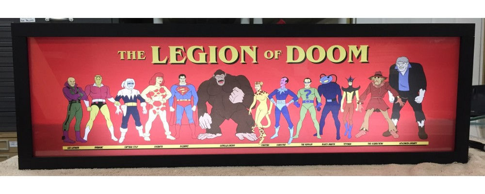 Legion of Doom Pop Culture - Lightbox