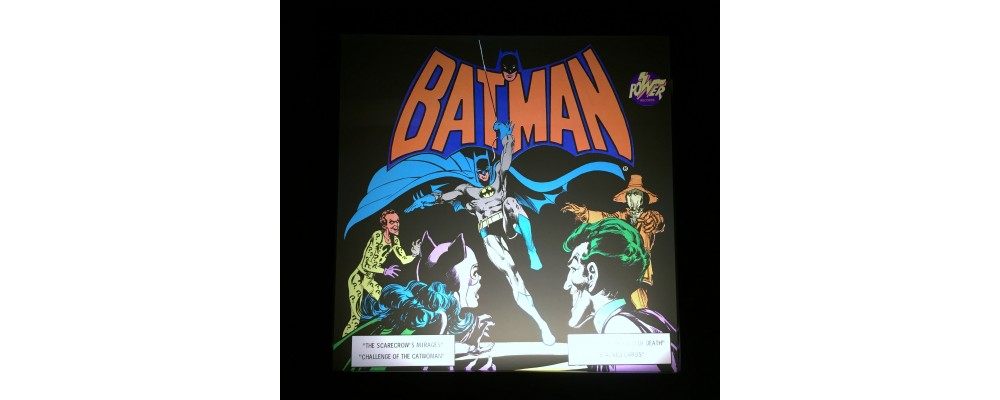 Batman - Album Cover Print - Lightbox