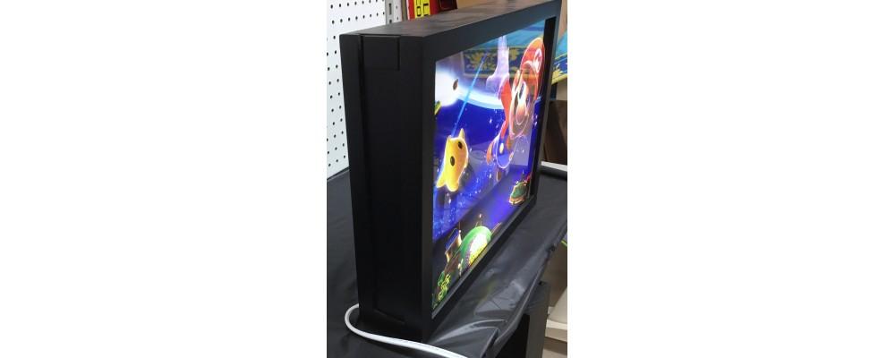 Mario - Video Game Print - Lightbox - Nintendo