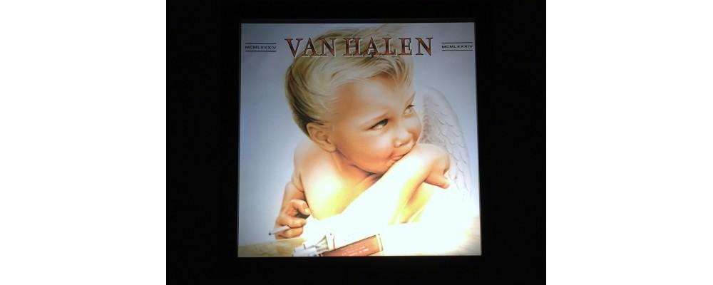 Van Halen - Album Cover Print - Lightbox