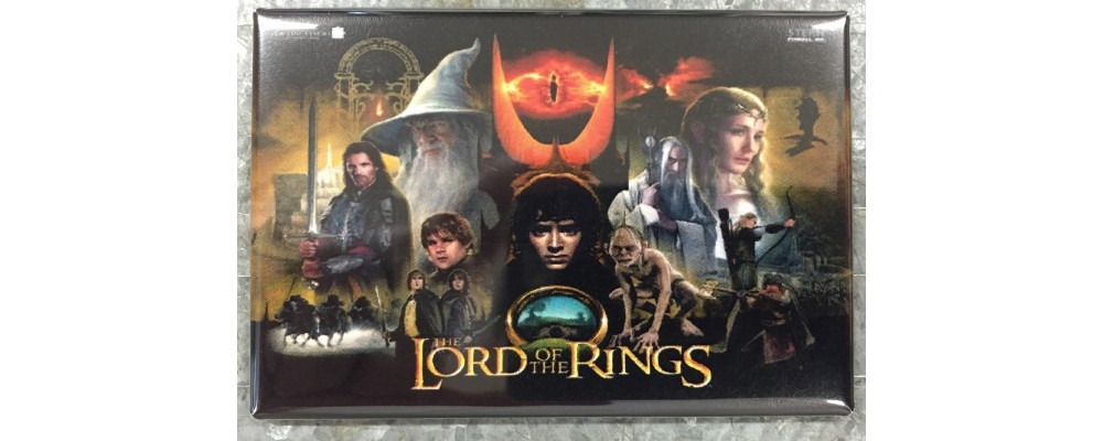 The Lord of the Rings - Pinball - Magnet - Stern