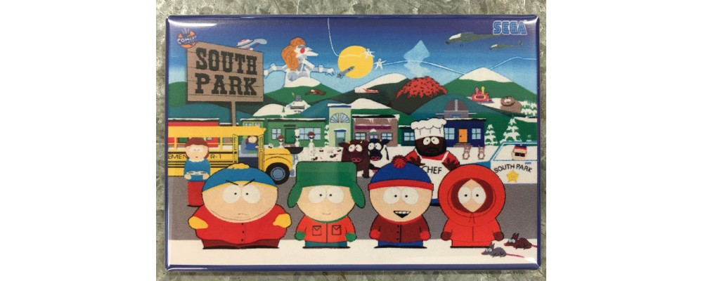 South Park - Pinball - Magnet - Stern