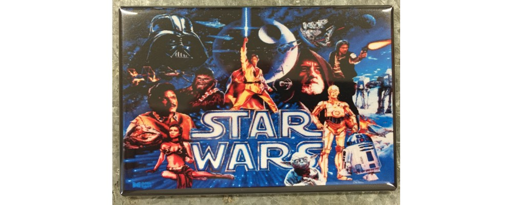 Star Wars - Pinball - Magnet - Data East