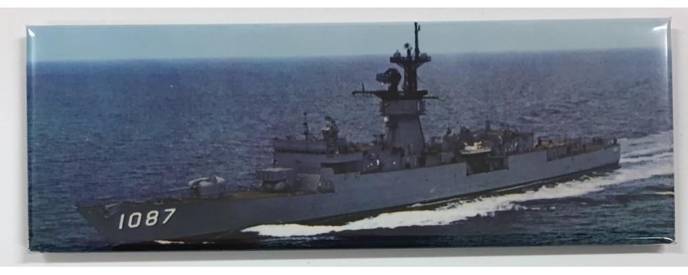 U.S.S Kirk - Military - Magnet