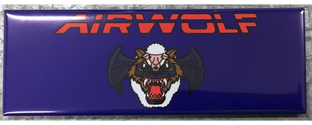 Airwolf - Marquee - Magnet - Kyugo