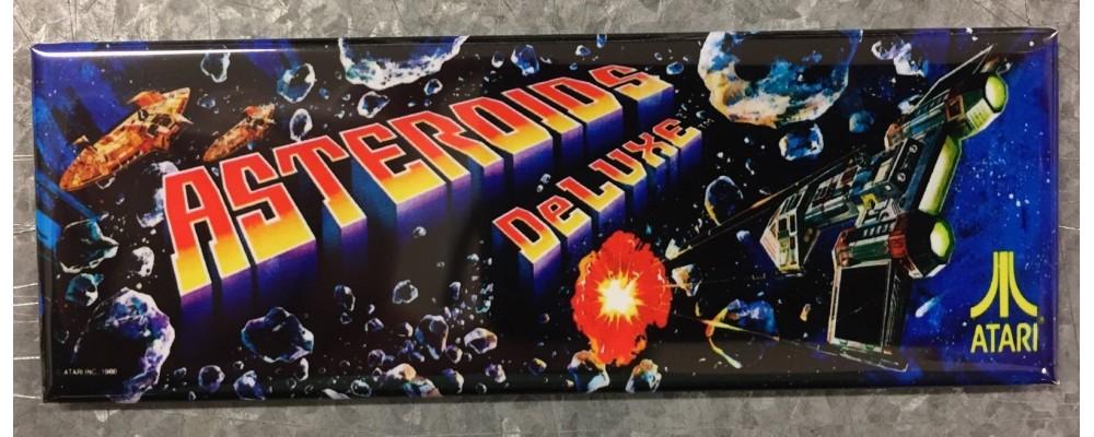 Asteroids Deluxe - Arcade/Pinball - Magnet - Atari