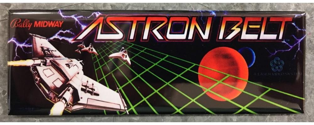 Astron Belt - Arcade/Pinball - Magnet - Bally/Midway