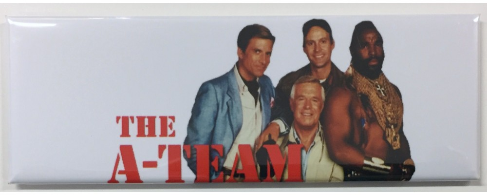 The A-Team - Pop Culture - Magnet