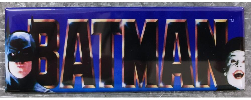 Batman - Marquee - Magnet - Atari