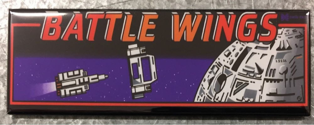 Battle Wings - Arcade/Pinball - Magnet - Data East