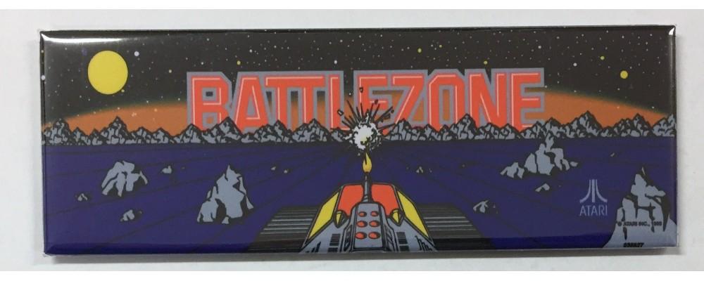 Battlezone - Marquee - Magnet - Atari