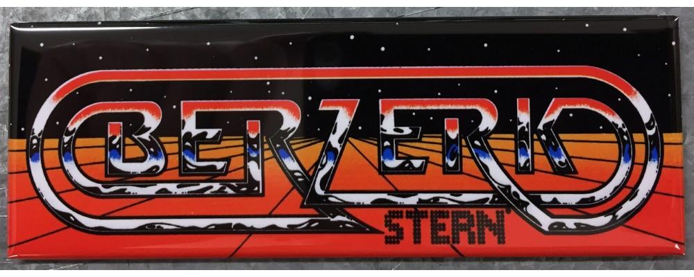 Berzerk - Marquee - Magnet - Stern