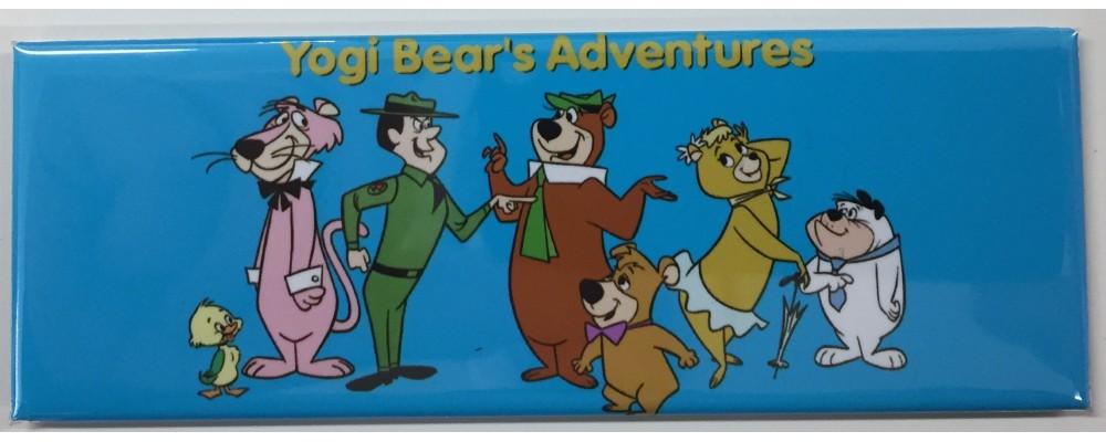 Yogi Bear's Adventures - Pop Culture - Magnet