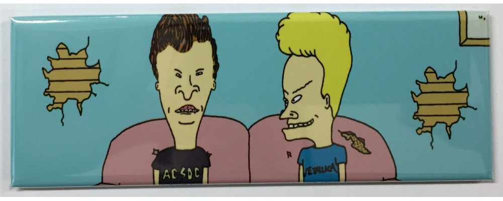 Beavis and Butthead - Pop Culture - Magnet