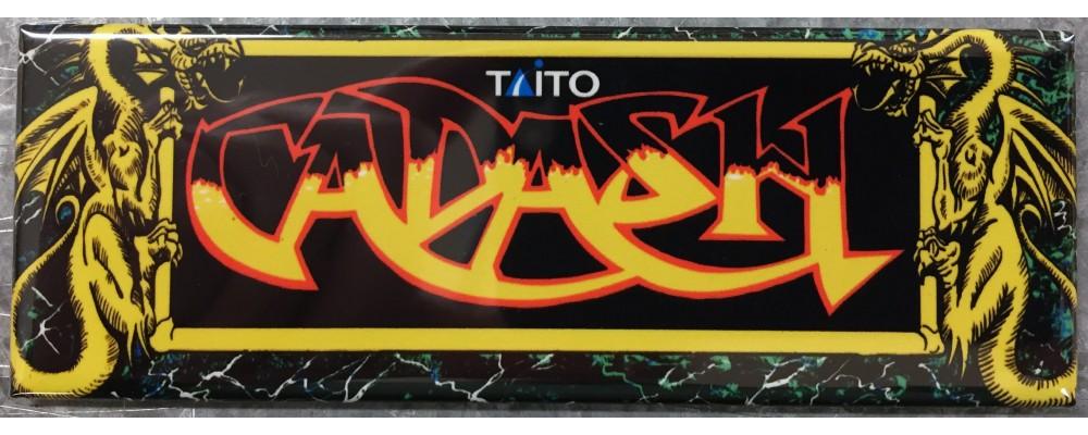 Cadash - Marquee - Magnet - Taito