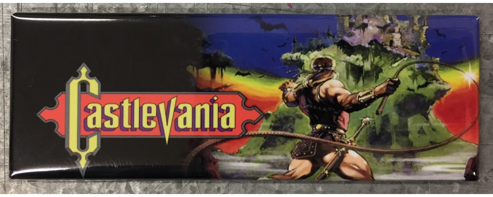 Castlevania - Pop Culture - Magnet