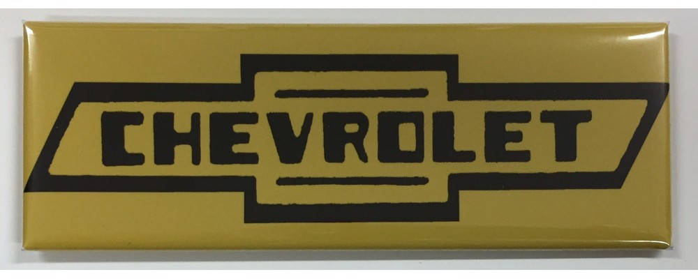 Chevrolet - Advertising - Magnet