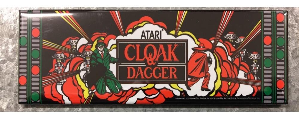 Cloak & Dagger - Arcade/Pinball - Magnet - Atari
