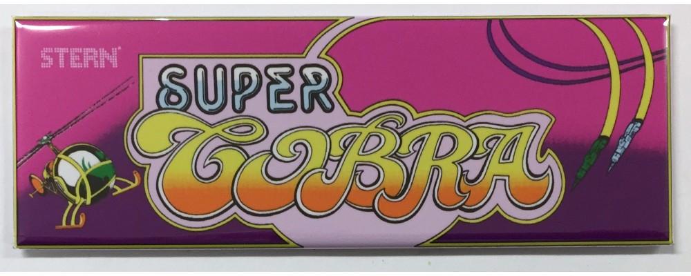 Super Cobra - Arcade/Pinball - Magnet - Stern