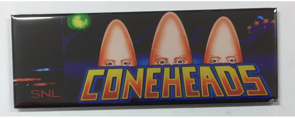 Coneheads - Slot Machine - Magnet