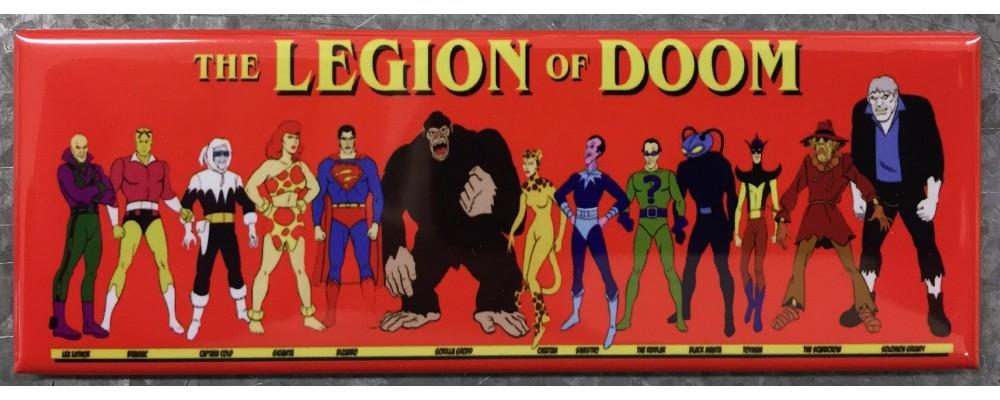 Legion Of Doom - Pop Culture - Magnet