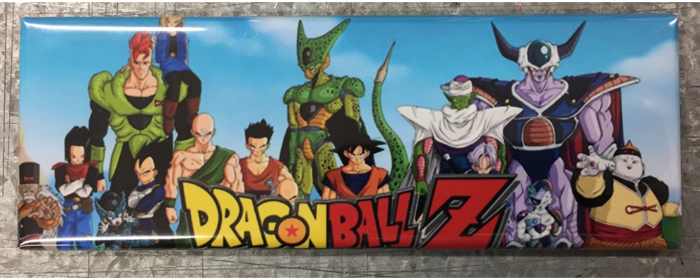 Dragonball Z - Pop Culture - Magnet