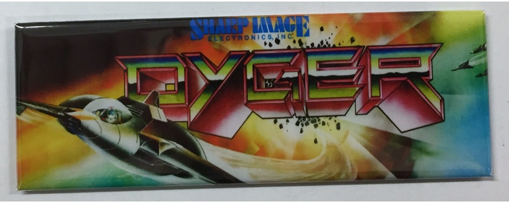 Dyger - Marquee - Magnet - Sharp Image