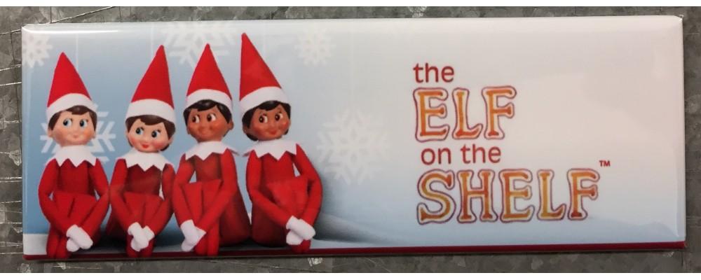 Elf On The Shelf - Pop Culture - Magnet