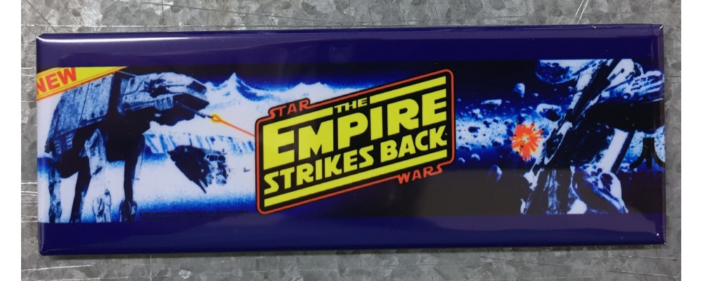 Star Wars: Empire Strikes Back - Marquee - Magnet - Atari