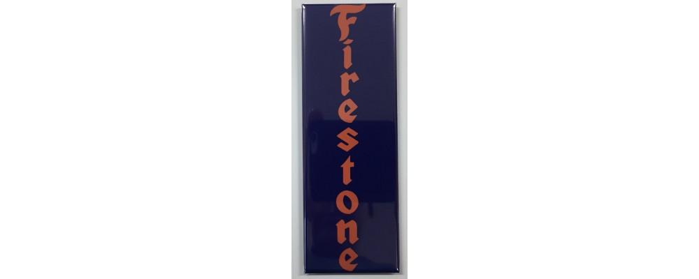 Firestone - Advertising - Magnet