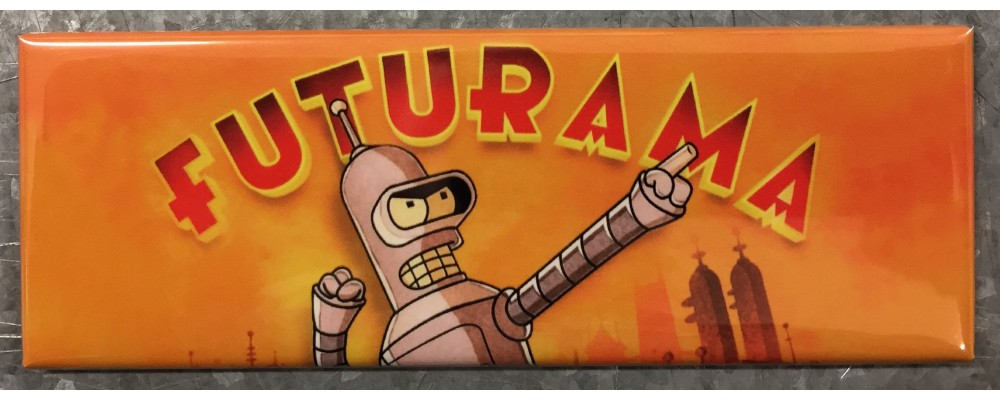 Futurama - Pop Culture - Magnet