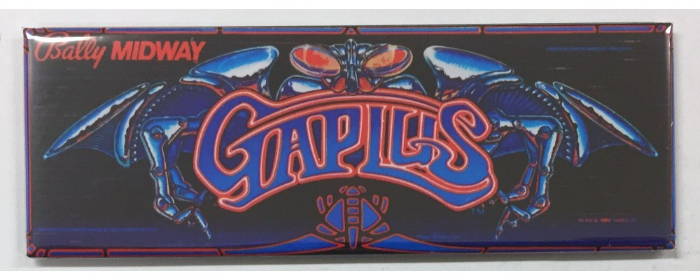 Gaplus - Marquee - Magnet - Bally/Midway