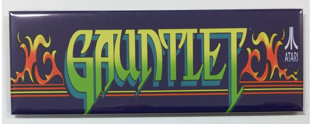 Gauntlet - Marquee - Magnet - Atari