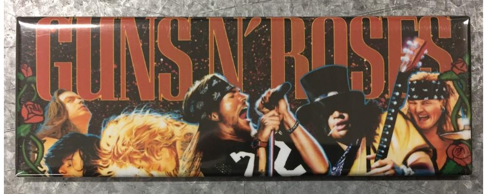 Guns N Roses - Pop Culture - Magnet