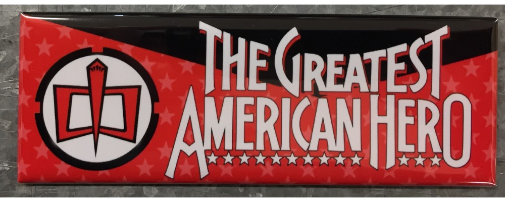 The Greatest American Hero - Pop Culture - Magnet