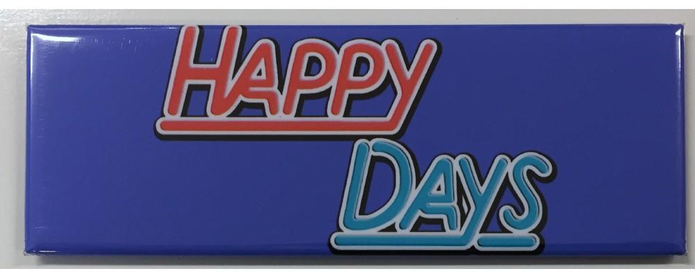 Happy Days - Pop Culture - Magnet