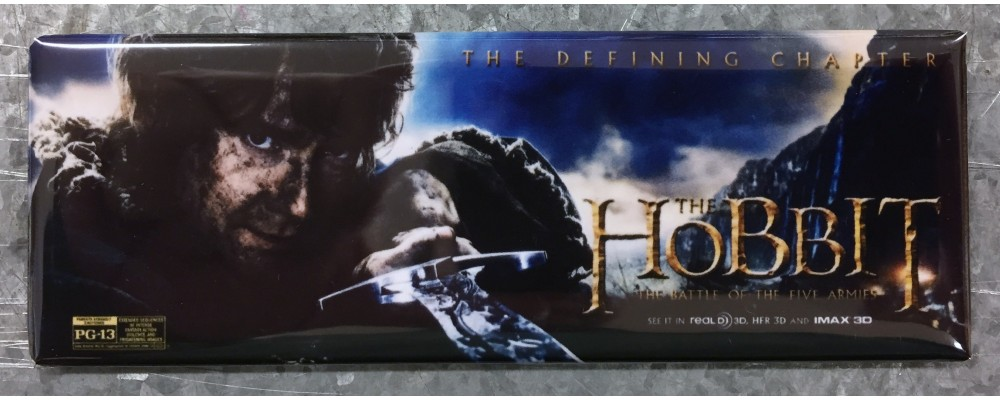 The Hobbit - Movies - Magnet