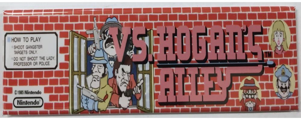 Vs. Hogan's Alley - Arcade/Pinball - Magnet - Nintendo
