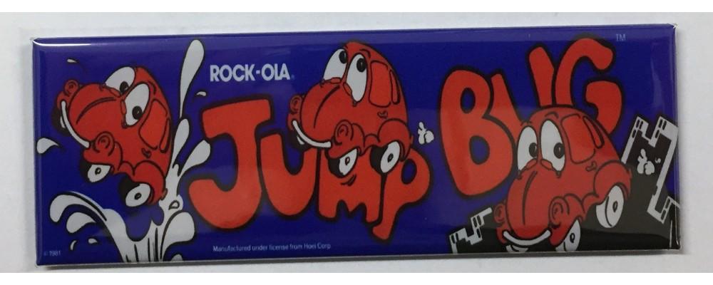 Jump Bug - Marquee - Magnet - Rock-Ola
