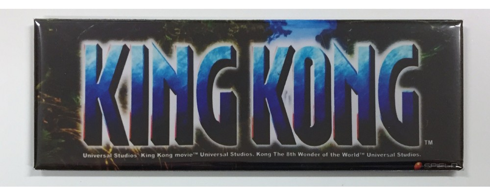 King Kong - Slot Machine - Magnet