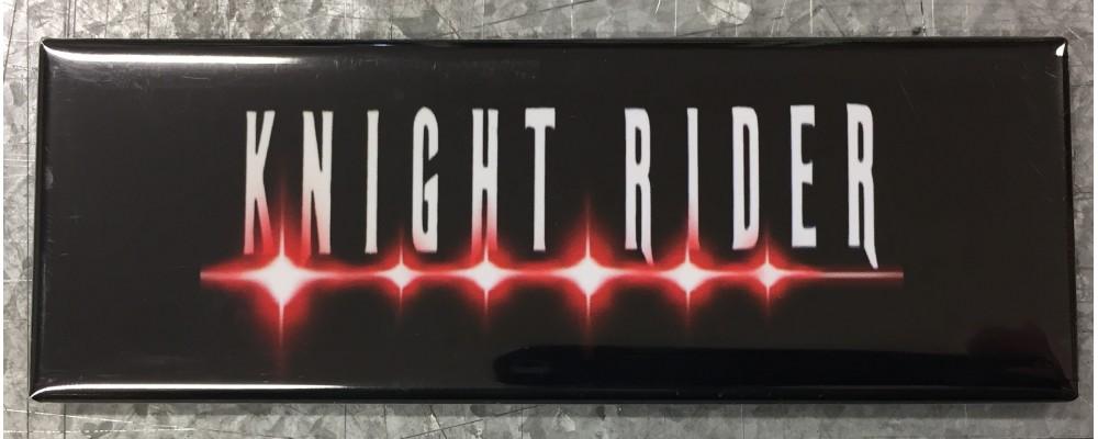 Knight Rider - Pop Culture - Magnet