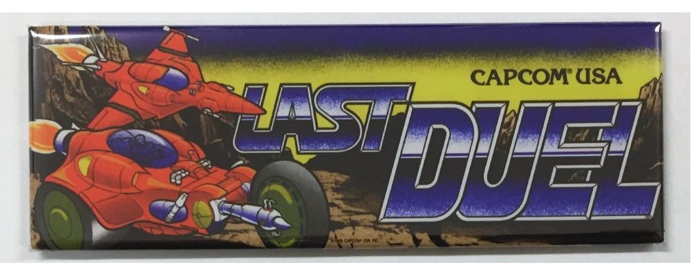 Last Duel - Marquee - Magnet - Capcom