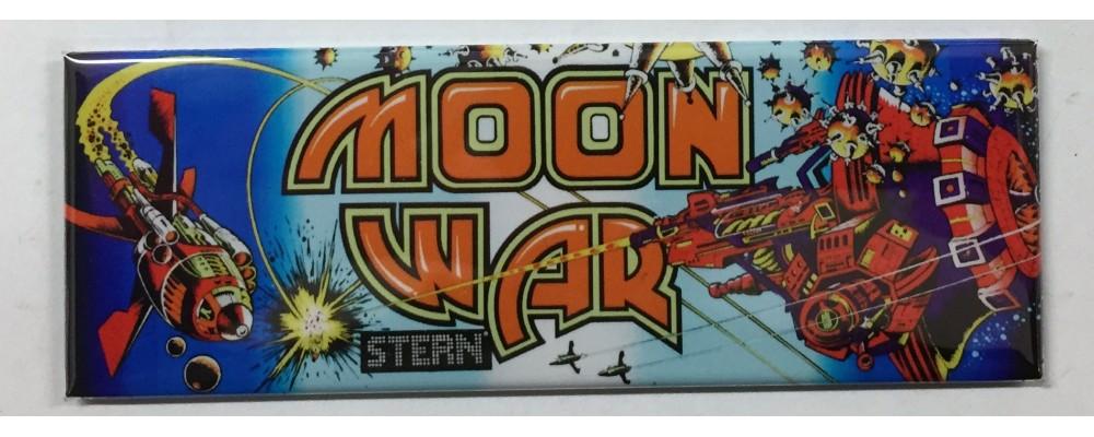 Moon War - Marquee - Magnet - Stern