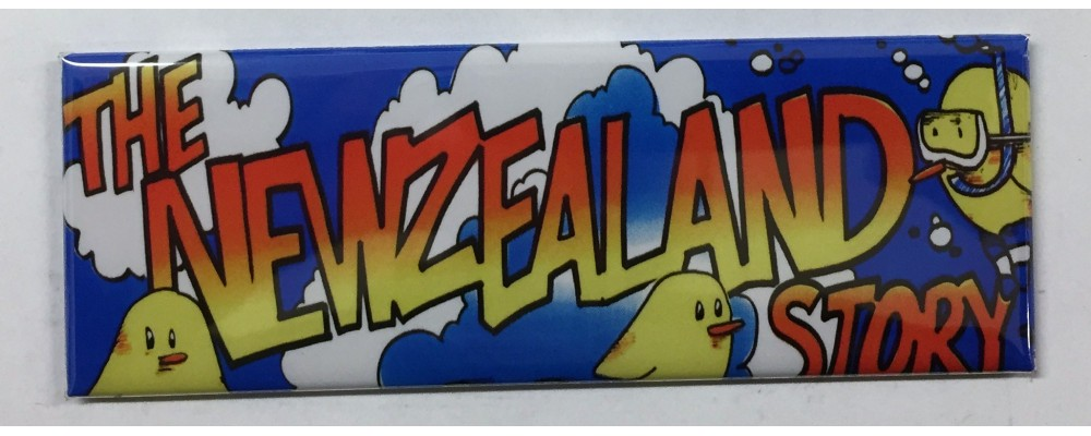 New Zealand Story - Marquee - Magnet - Taito